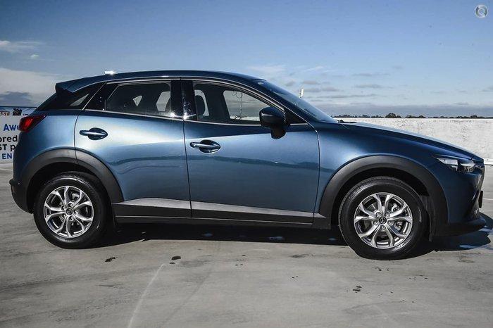 2020 Mazda CX-3 Maxx Sport DK Eternal Blue