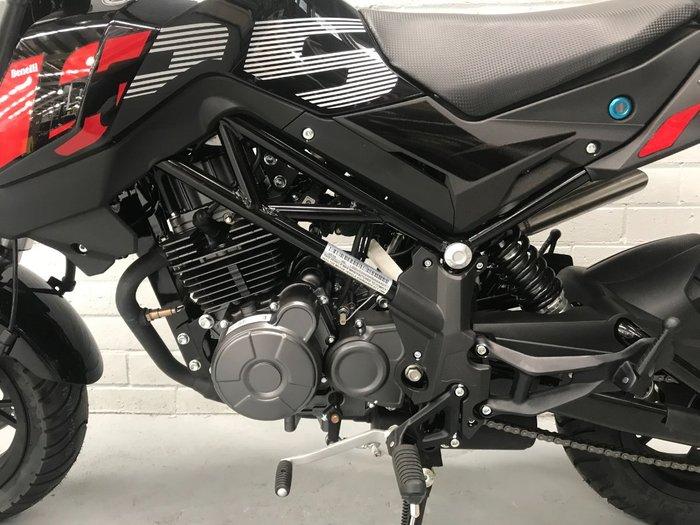 2021 Benelli 2021 Benelli 135CC TNT 135 Road Black