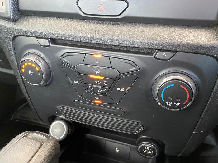 2019 Ford Ranger XL PX MkIII MY19 4X4 Dual Range White
