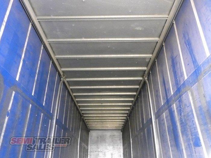 2008 Krueger B/D Combination Curtainsider B Double Set