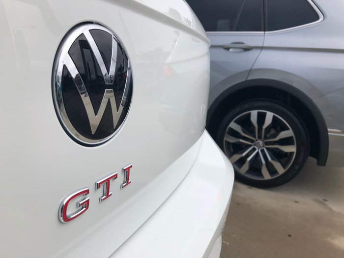 2020 Volkswagen Polo GTI AW MY20 Pure White