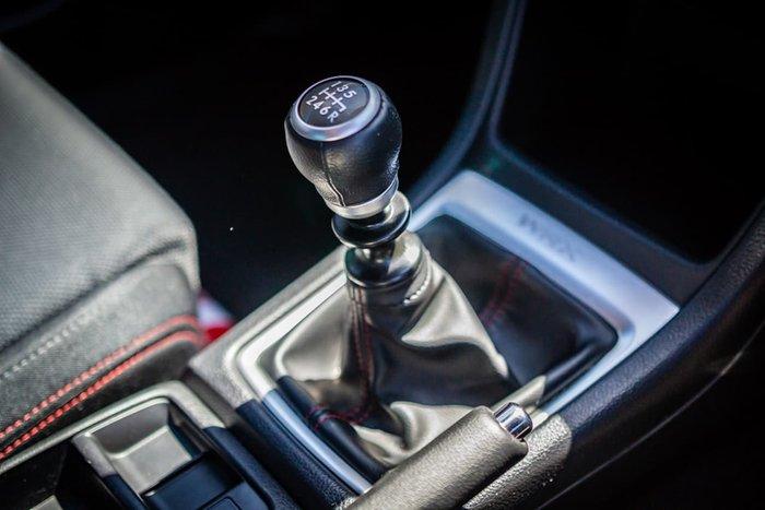 2014 Subaru WRX V1 MY15 Four Wheel Drive Red
