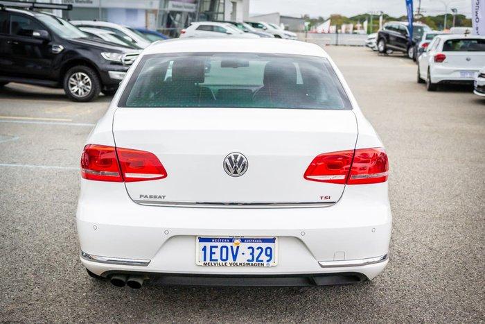 2014 Volkswagen Passat 118TSI Type 3C MY14.5 White