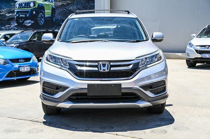 2015 Honda CR-V VTi RM Series II MY16 4X4 On Demand Grey