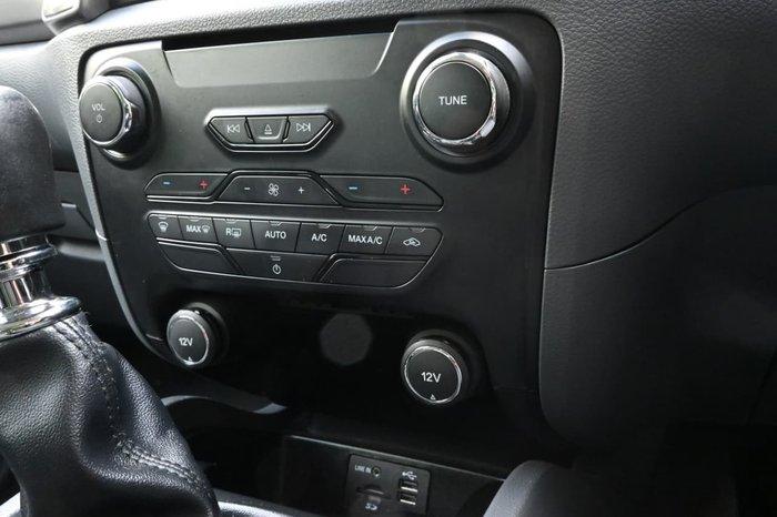 2015 Ford Ranger XLT Hi-Rider PX MkII White