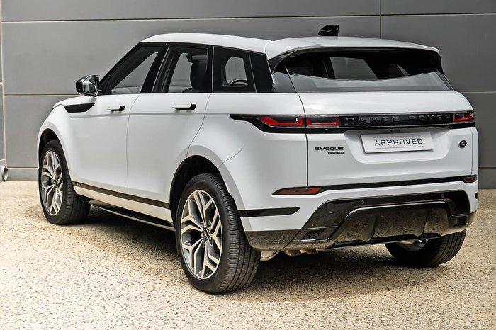 2018 Land Rover Range Rover Evoque D240 R-Dynamic HSE L551 MY20 4X4 Constant White