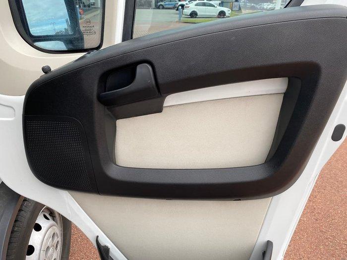 2015 Fiat Ducato Series 4 White