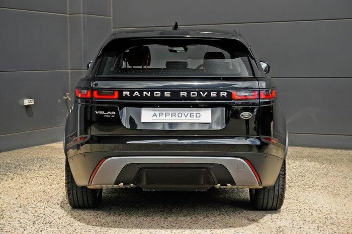 2019 Land Rover Range Rover Velar P250 SE L560 MY19.5 Four Wheel Drive Black