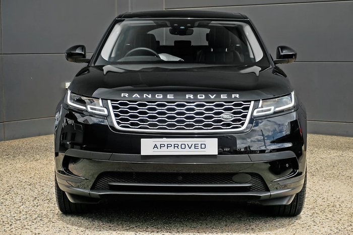 2019 Land Rover Range Rover Velar P250 SE L560 MY19.5 Four Wheel Drive Black