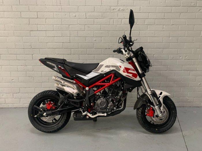 2021 Benelli 2021 Benelli 135CC TNT 135 Road White