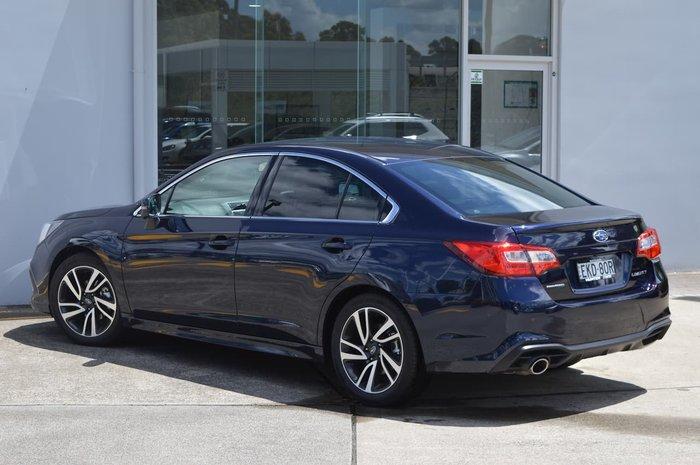 2020 Subaru Liberty 2.5i 6GEN MY20 Four Wheel Drive Blue