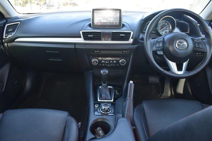 2014 Mazda 3 SP25 GT BM Series White