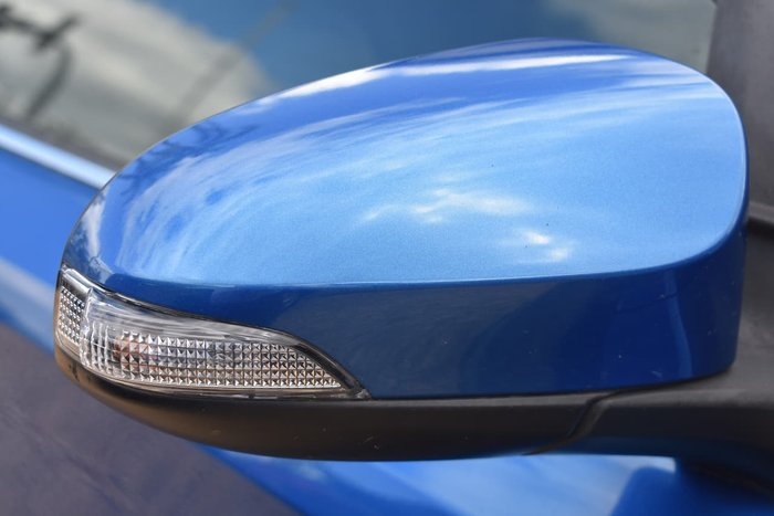 2013 Toyota Corolla Levin ZR ZRE182R Blue