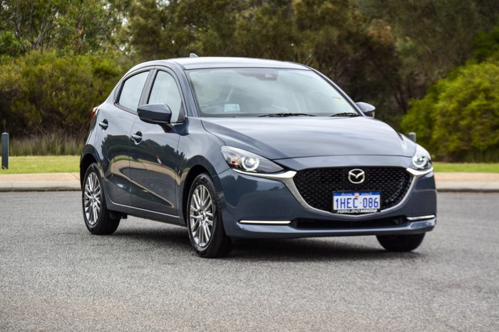 2020 Mazda 2 G15 Evolve DJ Series Grey