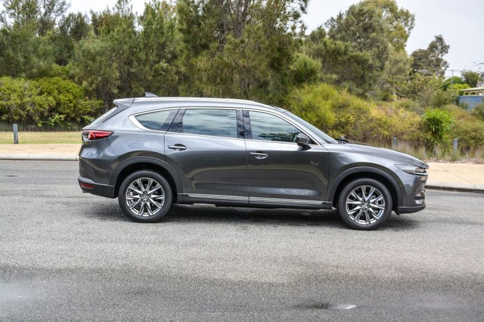 2019 Mazda CX-8 Asaki KG Series 4X4 On Demand Grey
