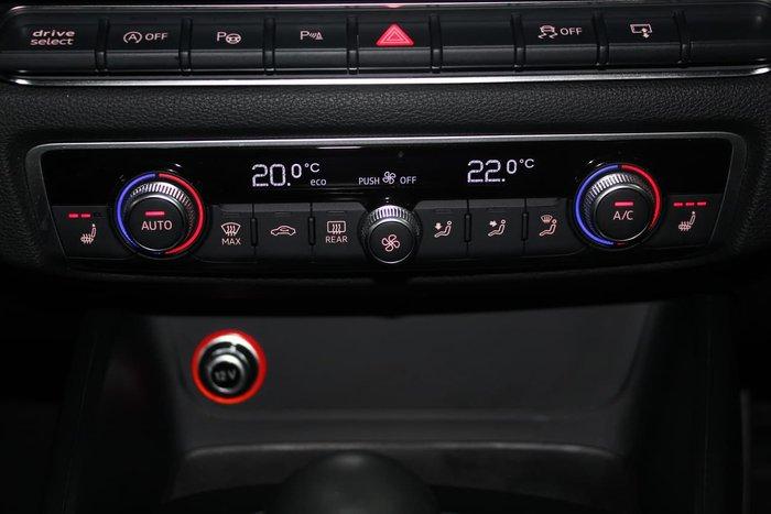 2015 Audi A3 Ambition 8V MY15 White