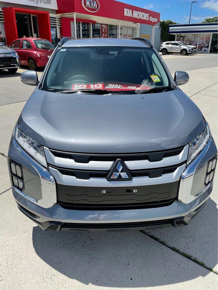 2020 Mitsubishi ASX LS XD MY20 Grey