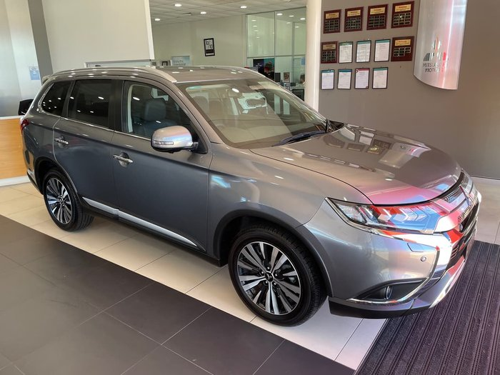 2020 Mitsubishi Outlander Exceed ZL MY20 4X4 On Demand Grey