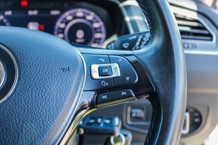 2017 Volkswagen Tiguan 140TDI Highline 5N MY17 Four Wheel Drive Grey