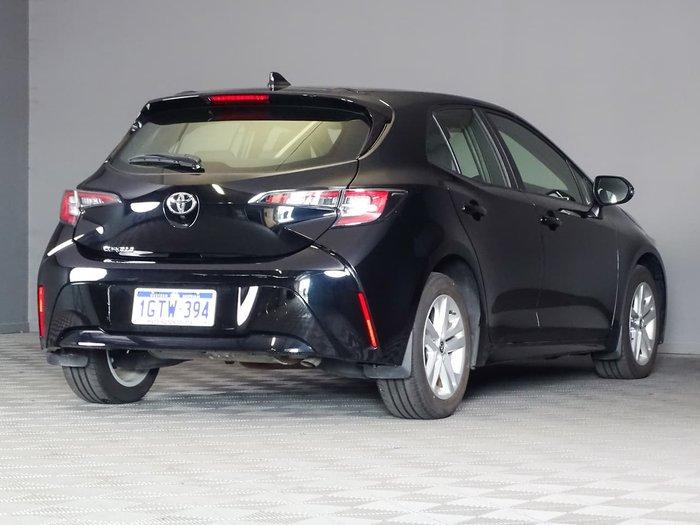 2018 Toyota Corolla Ascent Sport MZEA12R Black