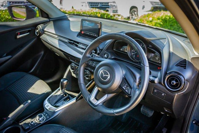 2018 Mazda 2 Maxx DJ Series Blue