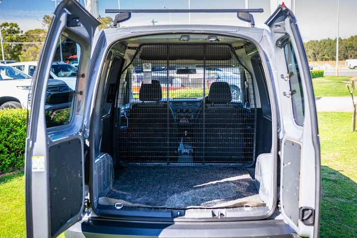 2018 Volkswagen Caddy TSI220 2KN MY18 Grey
