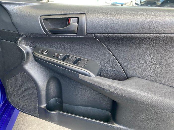 2013 Toyota Camry Atara R ASV50R Blue