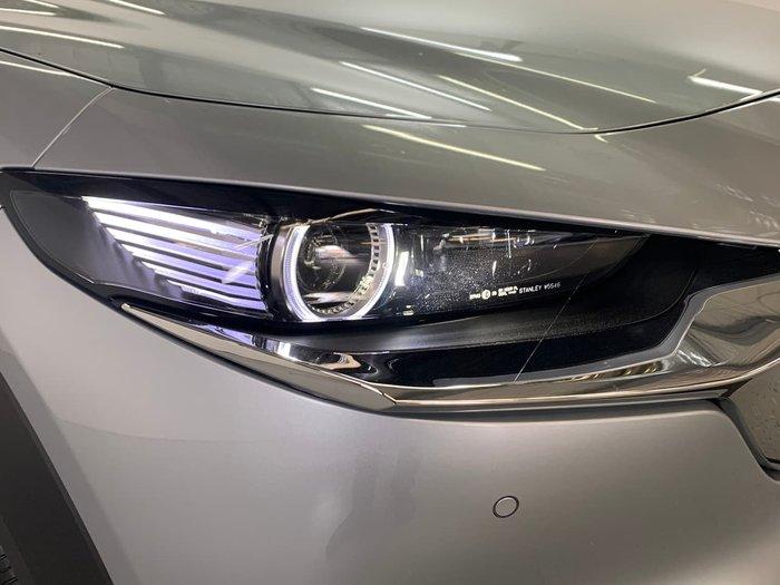 2020 Mazda CX-30 G25 Astina DM Series Sonic Silver