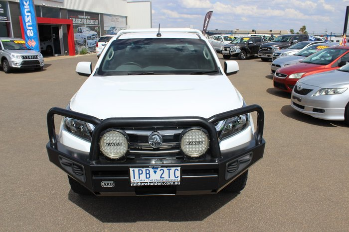 2018 Holden Colorado LS RG MY19 4X4 Dual Range