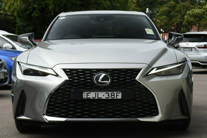 2020 Lexus IS IS300 Luxury ASE30R Titanium