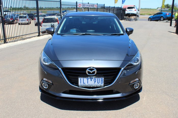 2015 Mazda 3 SP25 GT BM Series Grey