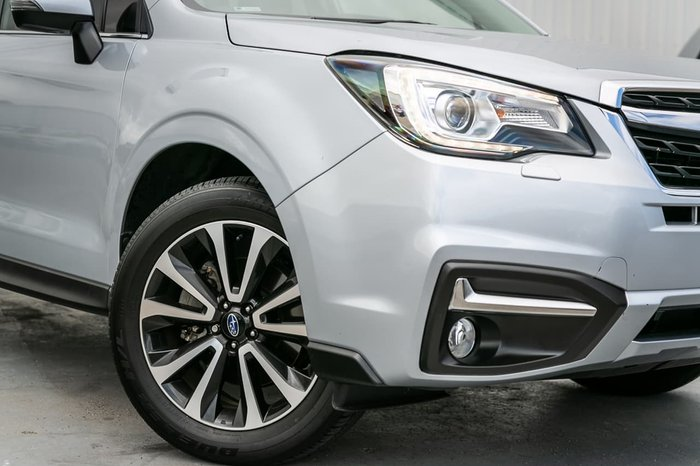 2017 Subaru Forester 2.0D-S S4 MY18 Four Wheel Drive Silver