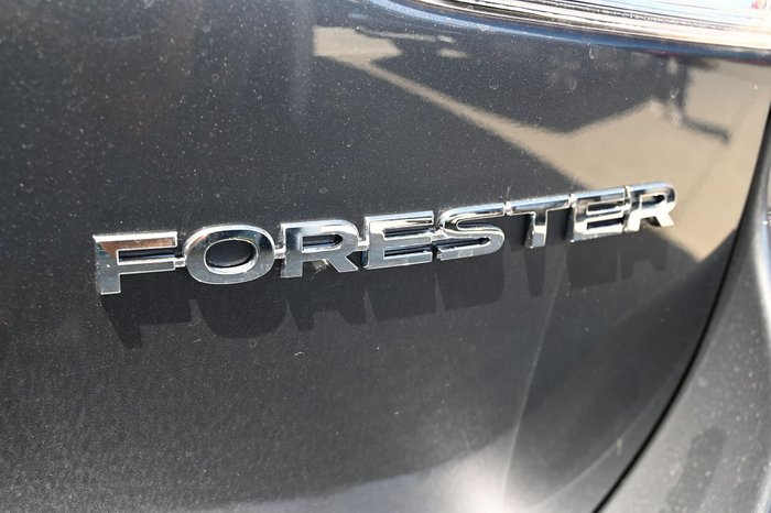 2020 Subaru Forester 2.5i-S S5 MY21 Four Wheel Drive Magnetite Grey