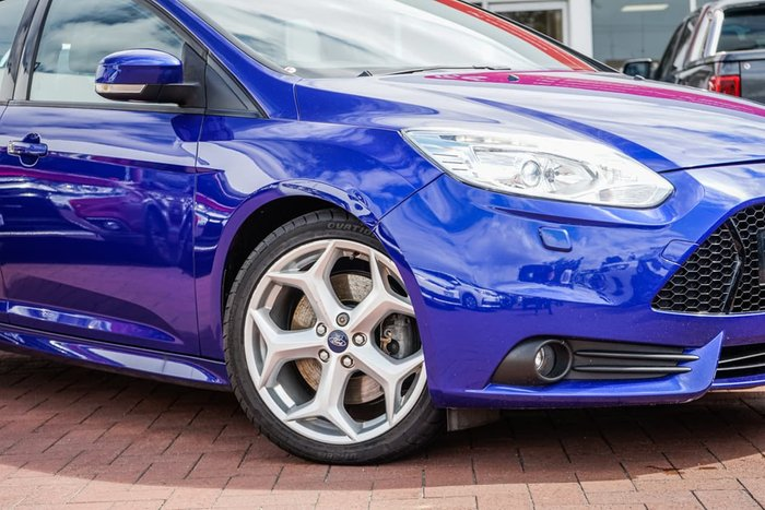 2012 Ford Focus ST LW MKII Blue