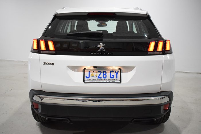 2019 Peugeot 3008 Active P84 MY19 White