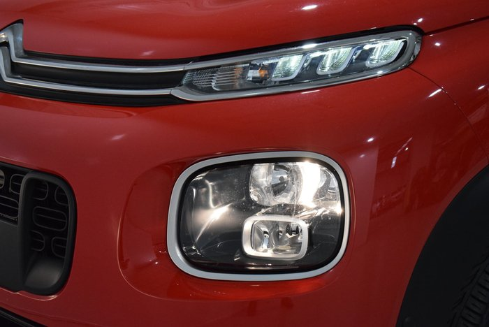 2019 Citroen C3 Aircross Shine Passion Red