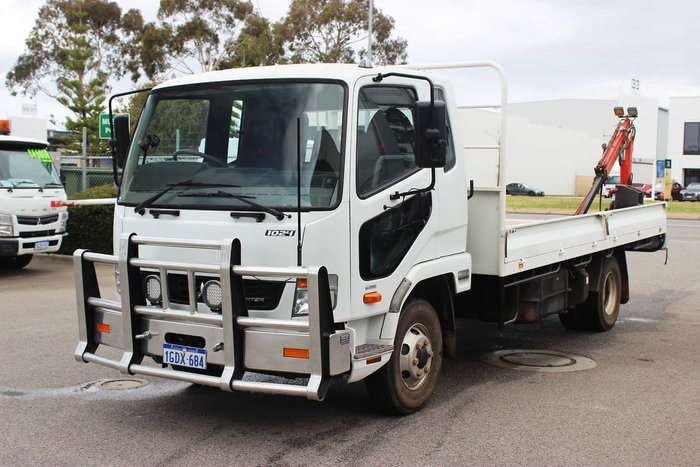 2016 FUSO FIGHTER SERIES White