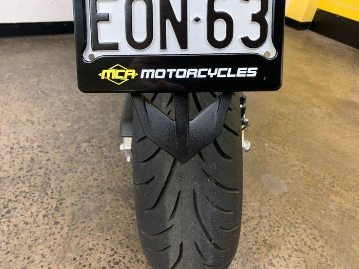 2016 Honda CB650FL White