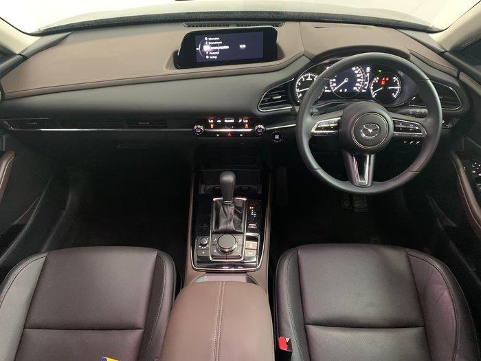 2020 Mazda CX-30 G25 Touring DM Series Sonic Silver