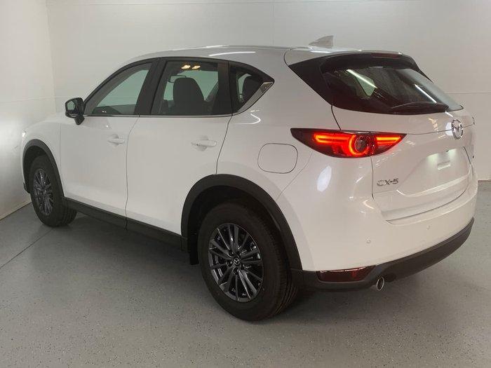 2020 Mazda CX-5 Maxx Sport KF Series Snowflake White Pearl