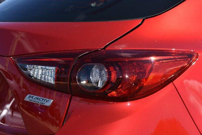 2016 Mazda 3 SP25 BM Series Red