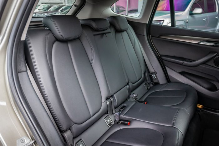 2016 BMW X1 xDrive25i F48 Four Wheel Drive Gold
