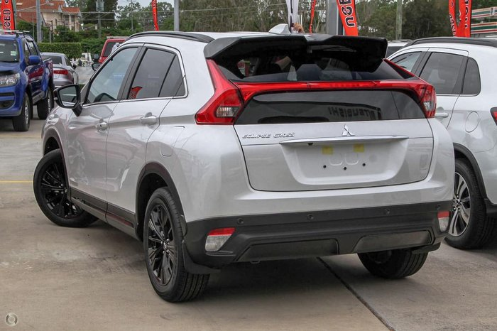 2020 Mitsubishi Eclipse Cross Black Edition YA MY20 White