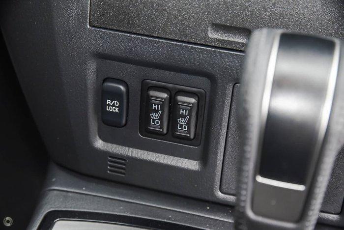 2020 Mitsubishi Pajero GLS NX MY21 4X4 Dual Range Bronze