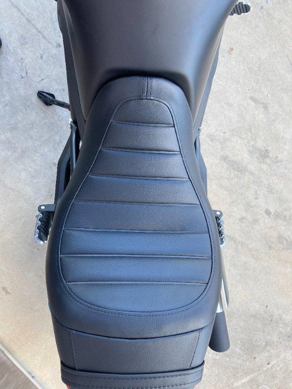 2021 Benelli 502C Black