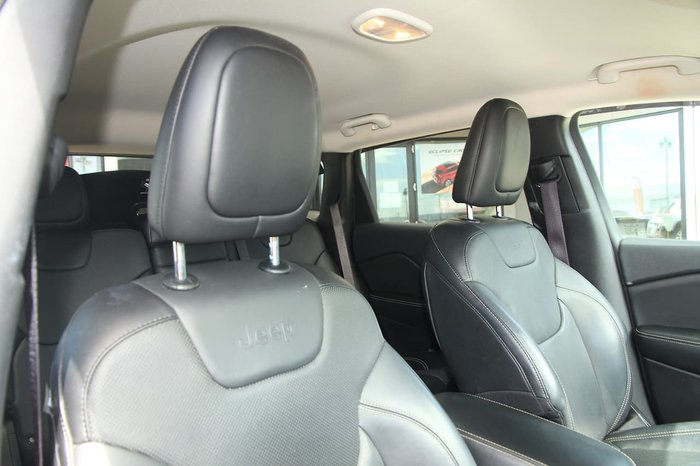 2015 Jeep Cherokee Limited KL MY15 4X4 On Demand White