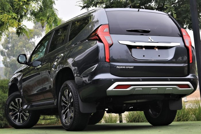 2020 Mitsubishi Pajero Sport Exceed QF MY20 4X4 Dual Range Grey