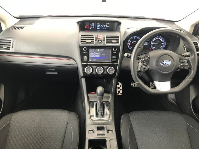 2016 Subaru Levorg 2.0 GT-S V1 MY17 Four Wheel Drive Red