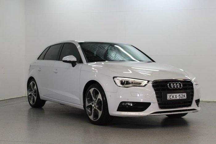 2014 Audi A3 Ambition 8V White
