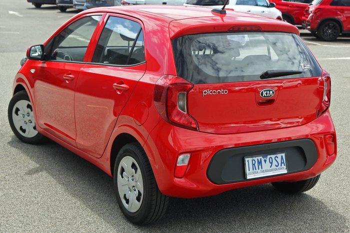 2020 Kia Picanto S JA MY20 Red